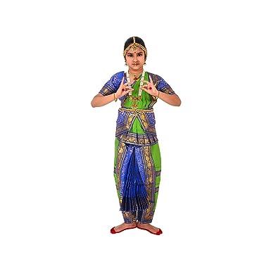 375e58eda6 Anarkali/Kathak Dance Dress For Kids For Fancy Dress Dance Competitions