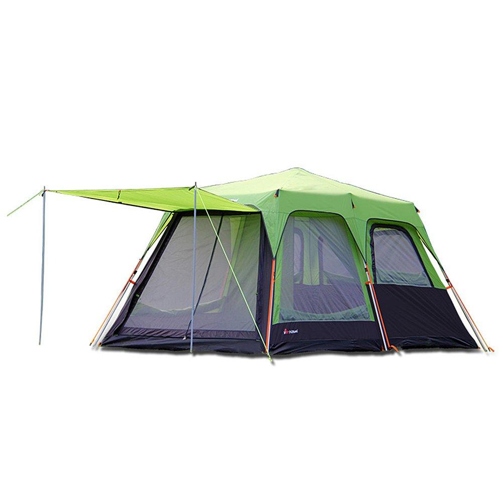 (ハッピーライフ)Happylife テント アウトドア 3-4人 簡易 自動 ワンタッチ 簡単組立て キャンプ ハイキング   B07331QPGF