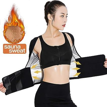 MINIRAH! Faja Reductora Adelgazante Mujer Camiseta Termica Sauna ...