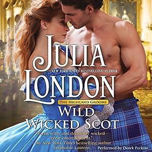 Wild Wicked Scot Audiobook