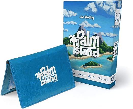 Palm Island Juego de Cartas, Deluxe: Amazon.es: Juguetes y juegos