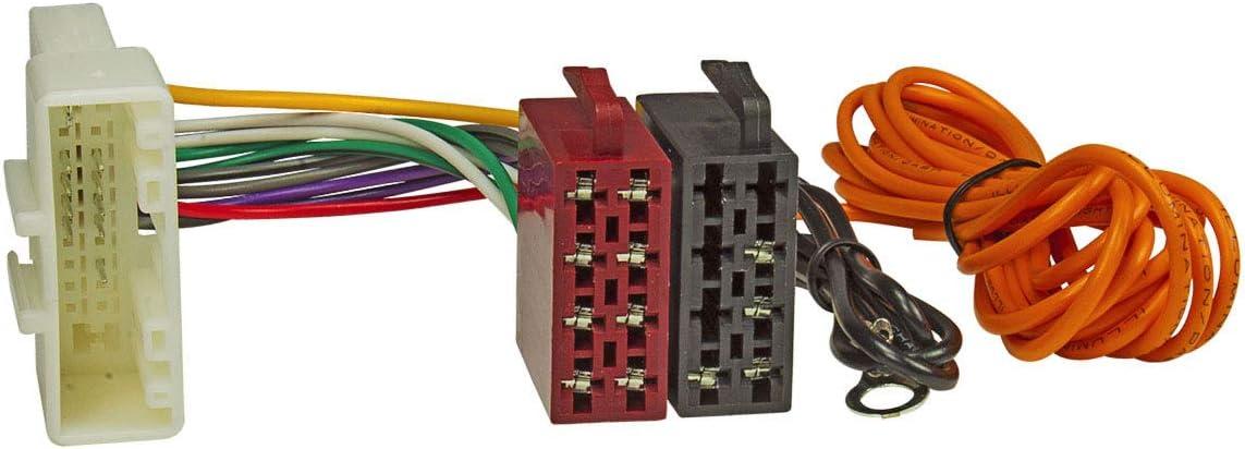 Tomzz Audio 7054 001 Radio Adapter Kabel Passend Für Elektronik