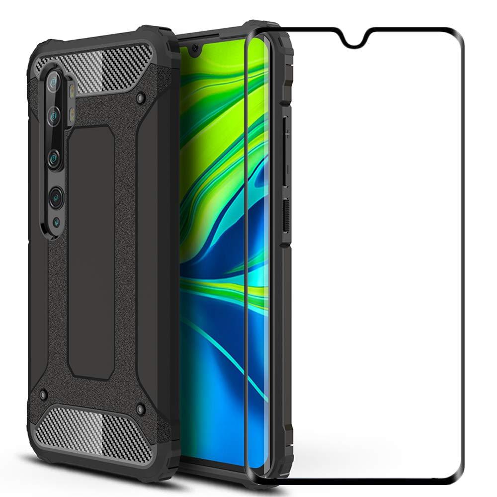 Funda Xiaomi Mi Note 10 / Xiaomi Mi Cc9 Pro (negra)