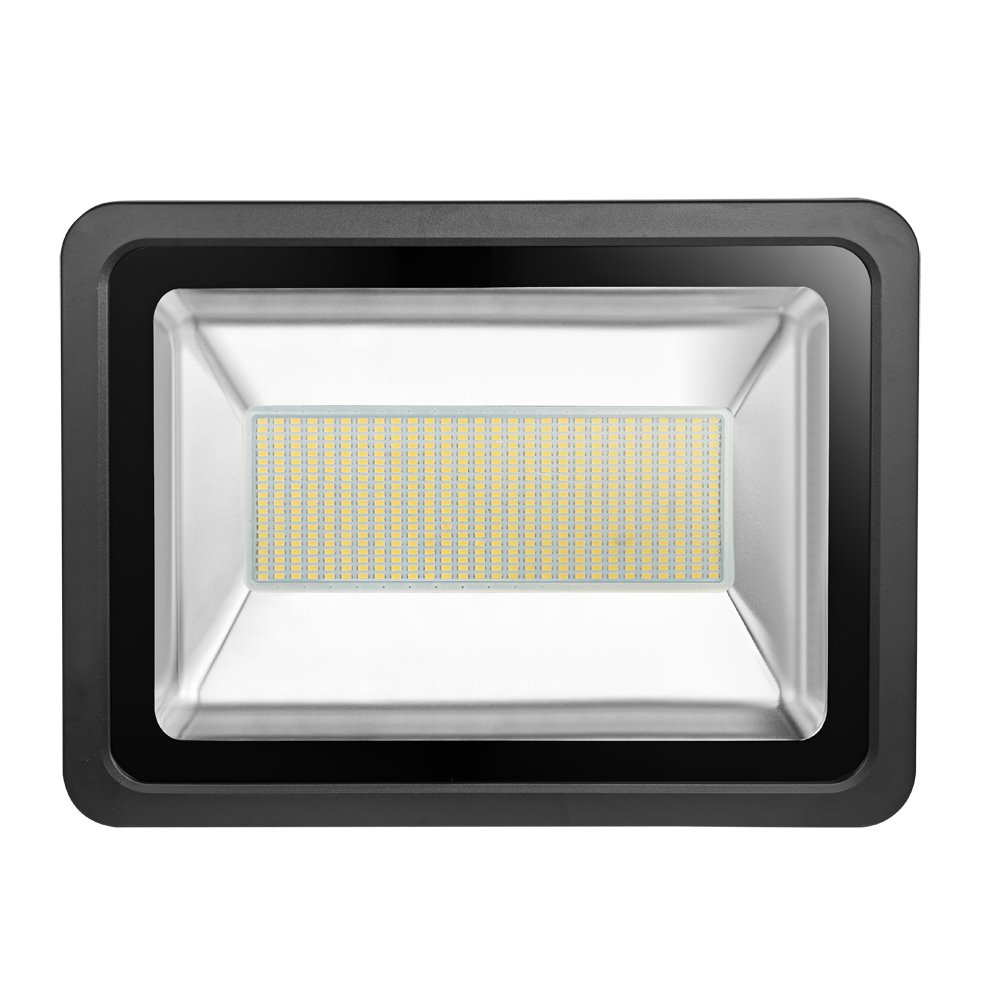 10W LED Flood Light, Outdoor Spotlight, Warm White(2800-3500K), Waterproof IP65, AC 200-240V, Security Lights, 800LM Yuanline