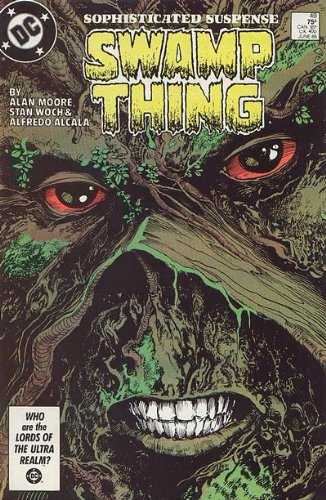 Saga Of The SWAMP THING #49 (1st Appearance JUSTICE LEAGUE DARK)