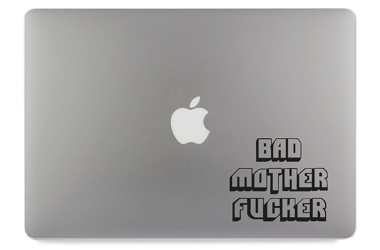 15 Bad motherfucker Apple MacBook Air Pro Aufkleber Skin Decal Sticker Vinyl