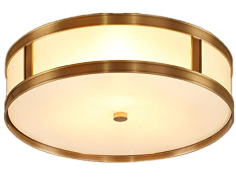 Plafoniere Per Veranda : Fyn led plafoniera in ottone per soggiorno camera da letto cucina