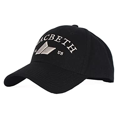 Macbeth - CA Snapback Hat in Black Cement 22b813bec10