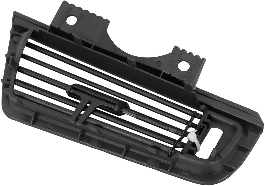 X AUTOHAUX Front Right Side A//C Vent Air Conditioner Outlet Vent Grill for BMW 5 Series F10 F18 64229166884