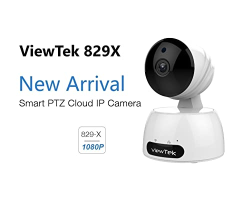 ViewTek 829X Cámara de vigilancia IP inalámbrica Full HD 1080P 1920x1080: Amazon.es: Electrónica