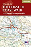 The Coast to Coast Walk Map Booklet (1:25,000 route map) (British Long Distance)