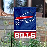 Buffalo Bills Double Sided Garden Flag