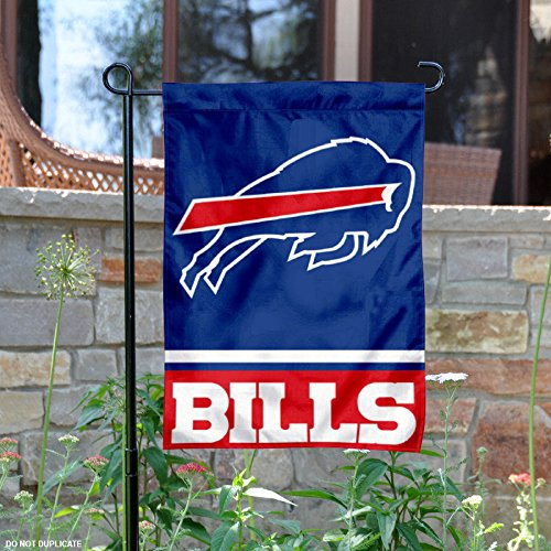 WinCraft Buffalo Bills Double Sided Garden ()