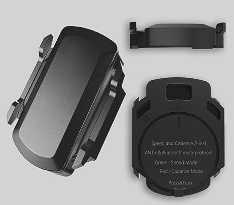 Amazon com: FidgetGear Bike ANT+ Wireless Speed Sensor for
