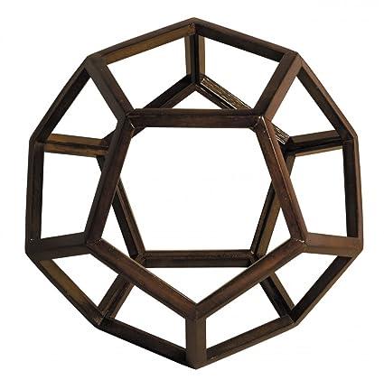 amazon com dodecahedron platonic figure authentic models home
