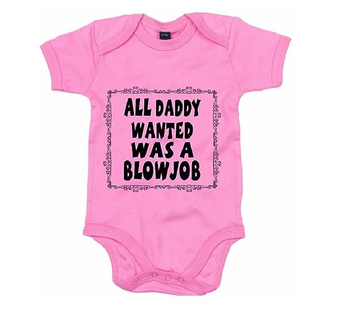 Baby blowjob