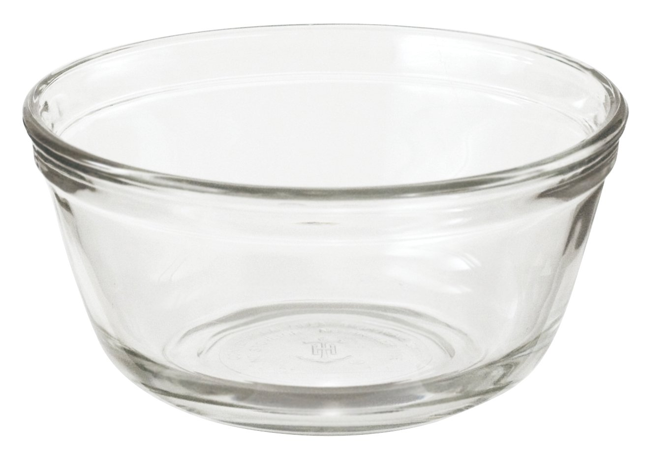 Anchor Hocking Mixing Bowl 4.0L Tempered Glass Dexam 77993