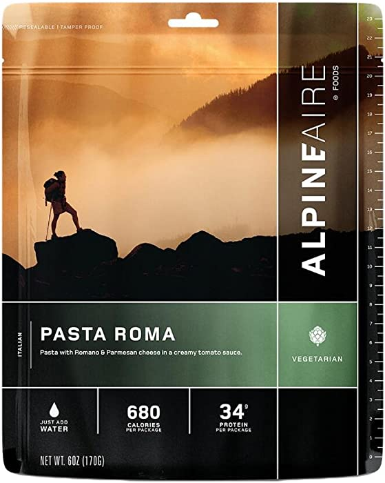 The Best Freeze Dried Food Alpine Aire