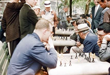 Amazon com: BUY ONE PRINT GET ONE HALF OFF - 1960's Chess