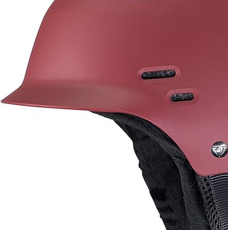 K2 Skis Mens Thrive Ski//Snowboard Helmet Size L//XL-10D4004.4.2 Deep Red L//XL