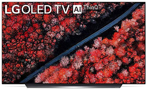 LG 164 cms (65 inches) 4K Ultra HD Smart OLED TV OLED65C9PTA | With Built-in Alexa (PCM Black) (2019 Model)
