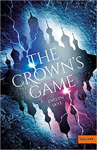 https://www.amazon.de/Crown%C2%B4s-Game-Roman-Evelyn-Skye/dp/3407749481/ref=sr_1_1?s=books&ie=UTF8&qid=1532805662&sr=1-1&keywords=the+crown+game