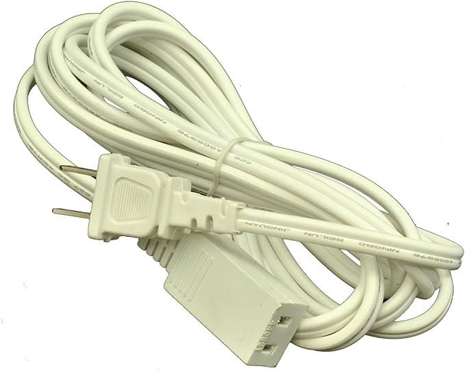 power cable HiQ f Elna 500//Club 5000 6000 7000 Länge 2m Netzkabel power cord