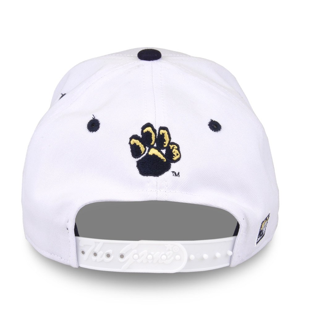 df5fb2094fd Amazon.com   NCAA Pittsburgh Panthers Unisex NCAA The Game bar Design Hat
