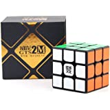 2017 new MoYu Weilong GTS 2M Speed magnet Cube 3x3x3 cube professional | Dingze (black)