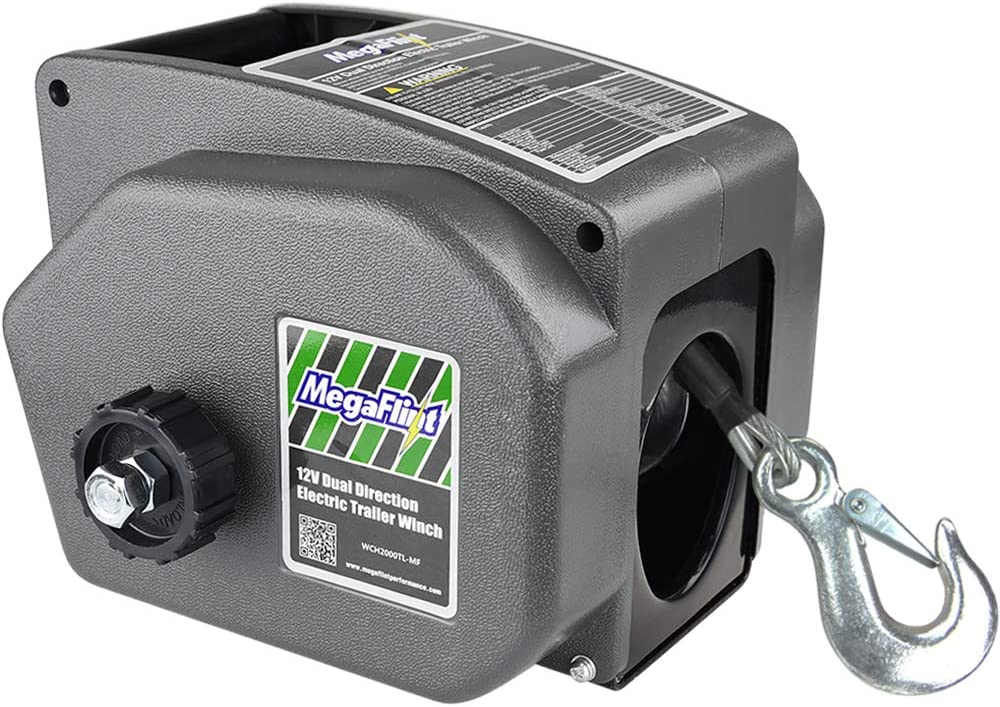5 Best Electric Winch For Boat Trailer Reviews Of 2021 2