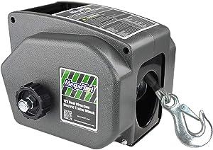 Megaflint Trailer Winch, Reversible Electric Winch