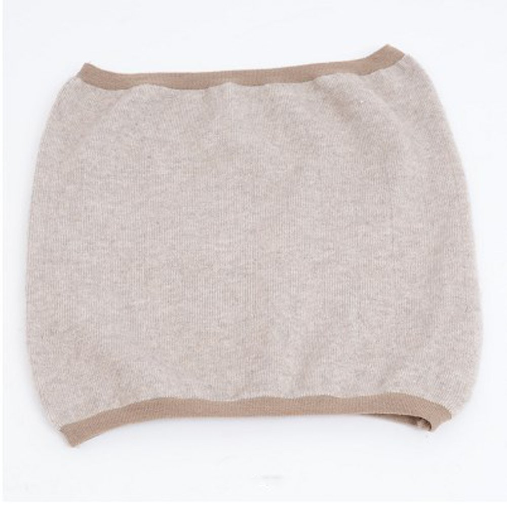 Warming Kidney Pain Relief Recovery Double Thicken Thermal Cashmere Knit Warmer Band Abdominal Binder Stomach Lumbar Lower Back Support Brace Waist Trimmer Wrap Belt Postpartum Belly Band