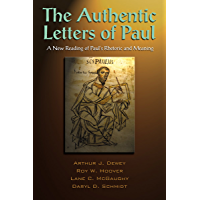 The Authentic Letters of Paul (English Edition)