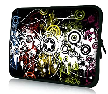 Luxburg Design Funda Blanda para Ordenador portátil (15,6 Pulgadas, Motivo: Lacis de Estrellas: Amazon.es: Electrónica