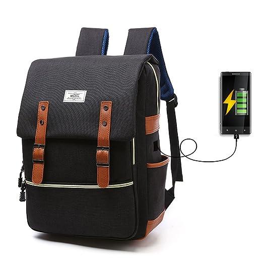 """10 opinioni per iCasso Zaino per PC portatile 15,6"""" , Laptop Borsa Backpack leggero Viaggio"""
