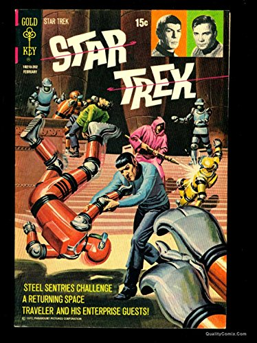 Star Trek #13 VF 8.0 Ramey Collection Pedigree