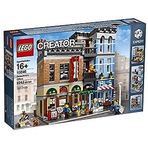 LEGO Creator Expert Detective's Office - 61qfkYRB OL - LEGO Creator Expert Detective's Office