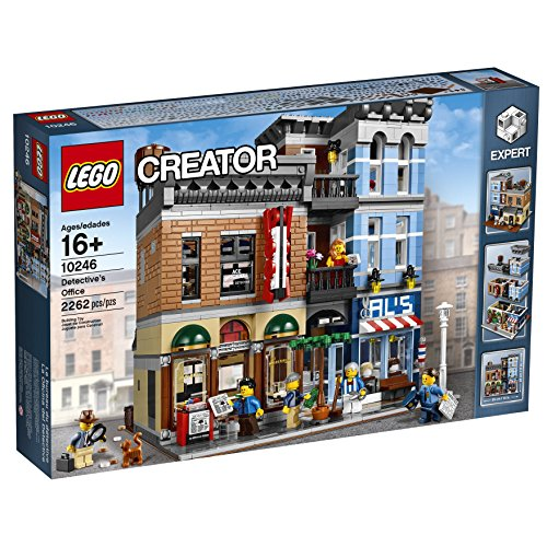 Lego Creator Expert Detectives Office