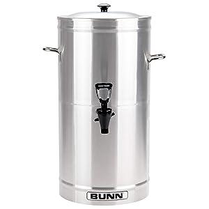 Bunn 33000.0000 TDS-3 3 Gallon Round Iced Tea Dispenser