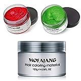 Mofajang Hair Color Wax,INST Temporary Hair