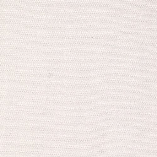 Brushed Cotton Fabric - Carr Textile 9 oz. Brushed Bull Denim Fabric by The Yard, White