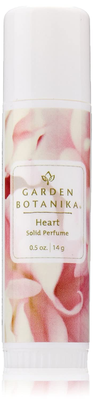 Garden Botanika Heart Solid Perfume Stick, 0.5 Ounce