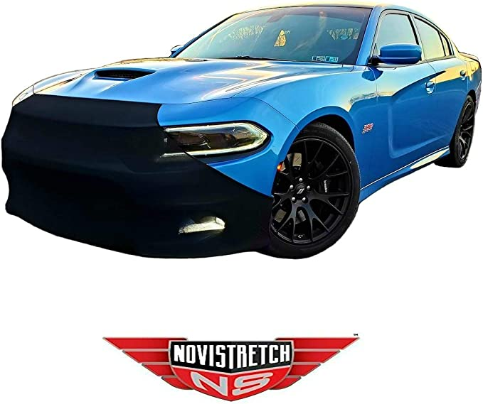 All 2005 and Later Magnums MIDWEST CORVETTE Dodge Magnum NoviStretch Front Bra High Tech Stretch Mask Fits