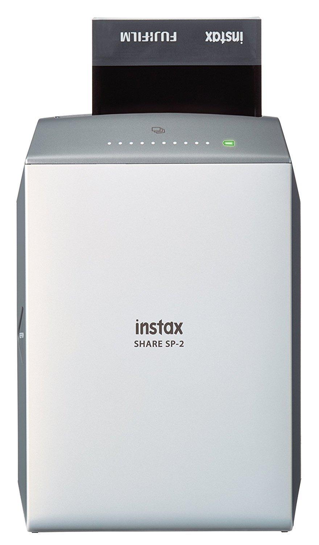 Fujifilm Instax Share SP-2 Impresora de Foto Inyección de Tinta 320 x 320 dpi WiFi - Impresora fotográfica (Inyección de Tinta, 320 x 320 dpi, 10 s, ...
