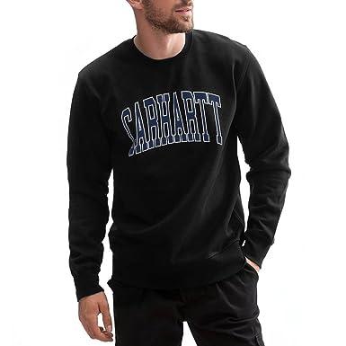 be48b7f9e89c Sweat Carhartt Division Grenat  Amazon.fr  Vêtements et accessoires