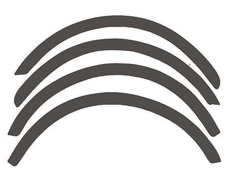 R.S.N. 233 para pintar rueda arcos, Fender tapacubos extensiones, para óxido