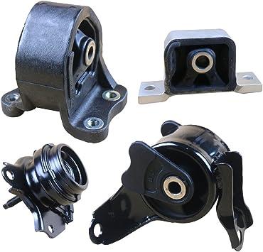 4 PCS MOTOR /& TRANS MOUNT FIT 2003-2011 Honda Element 2.4L for Auto Trans