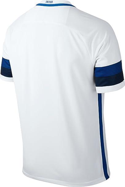 Amazon.com: Nike 2016/17 Inter Milan Stadium Away Men's Football Shirt:  Sports & Outdoors