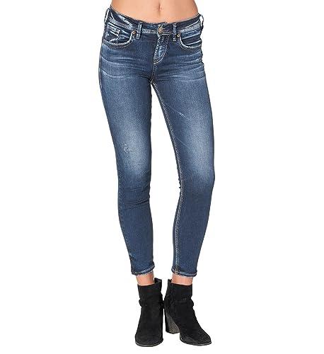 Silver Jeans Women's Co Avery ...