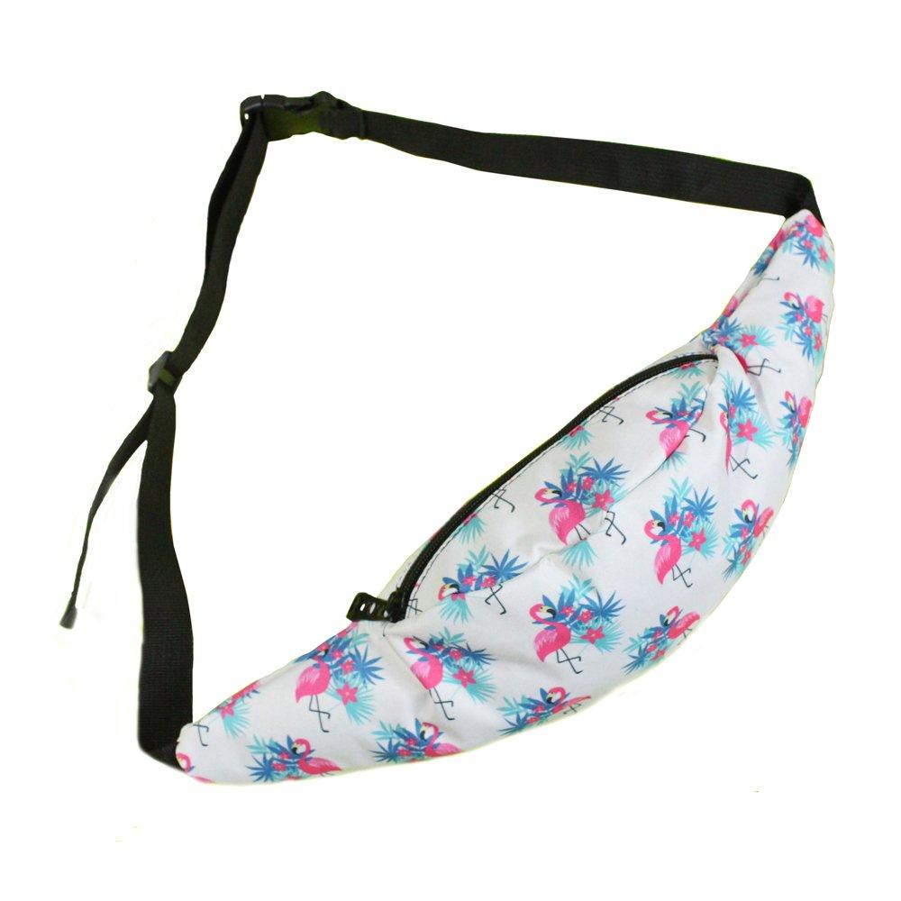 WHO CARES Fashion Womens Waist Bag Fanny Packs Travelling Bag for Men ZOHRA
